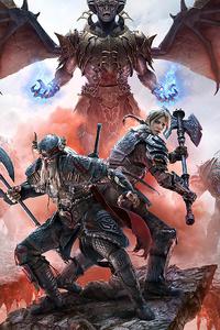 The Elder Scrolls Online 4k