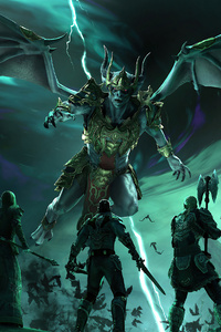 640x1136 The Elder Scrolls Online Markarth DLC