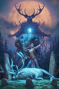 240x400 The Elder Scrolls Online Wolfhunter Dlc 2018 5k