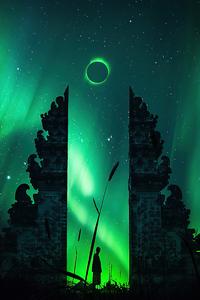 The Emerald Temple 4k