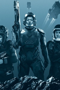 The Expanse Tv Shows