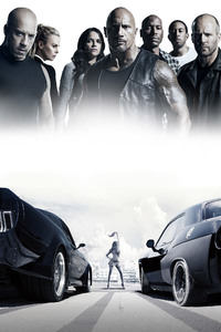 320x480 The Fate Of The Furious 2017