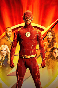 2160x3840 The Flash 2021