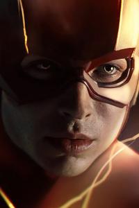 2160x3840 The Flash 2022