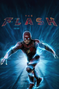 1080x1920 The Flash 2022 Movie 4k