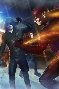 The Flash Arrow