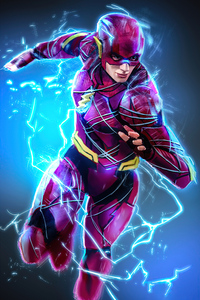 The Flash Fanart 4k