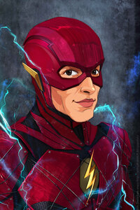The Flash Illustration