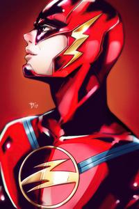 480x854 The Flash Mangaish