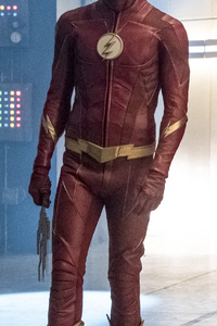 1080x2160 The Flash Season 4 Preparing For Attack