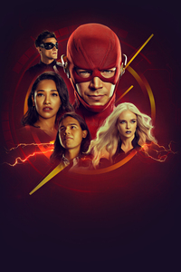 480x854 The Flash Season 6