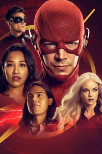 540x960 The Flash Season 7 2021