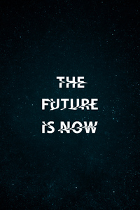1440x2960 The Future Is Now