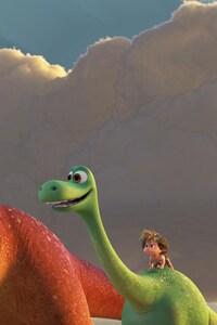 1080x2280 The Good Dinosaur 3