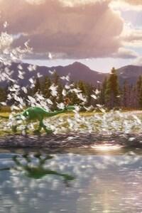 1080x2280 The Good Dinosaur 4