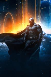 1242x2688 The Gotham Knight