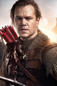 750x1334 The Great Wall Movie 4k