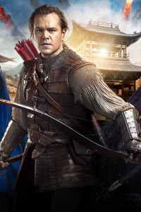 750x1334 The Great Wall Movie