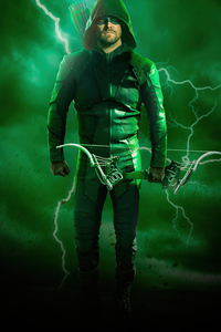 2160x3840 The Green Arrow 4k