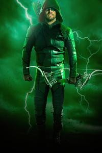 720x1280 The Green Arrow 4k