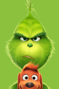 The Grinch 2018 Poster 5k