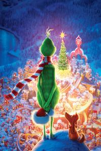 The Grinch Movie 10k