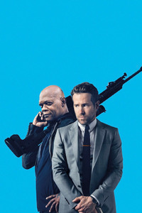The Hitmans Bodyguard Ryan Reynolds And Samuel L Jackson