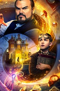 The House With A Clock In Its Walls Movie 2018