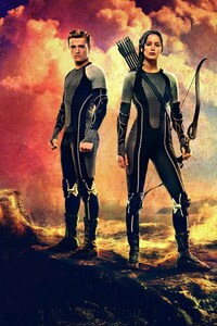 640x1136 The Hunger Games Catching Fire