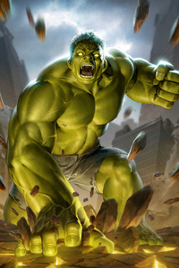 1125x2436 The Incredible Hulk Last Call