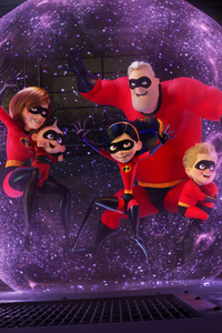 The Incredibles 2 4k