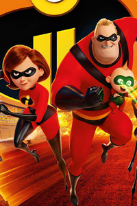 The Incredibles 2 Movie 2018