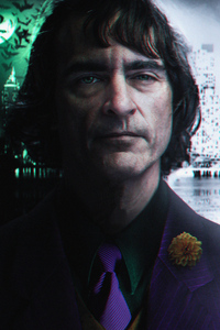 The Joker Joaquin Phoenix 4k