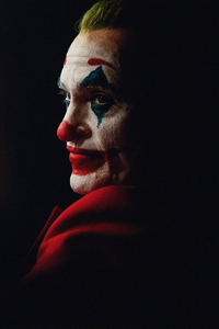 1080x1920 The Joker Joaquin Phoenix Dark 4k