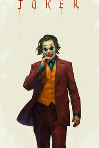320x480 The Joker Legend