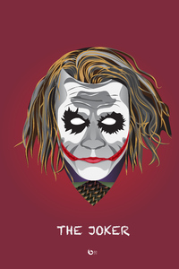 The Joker Minimal 4k