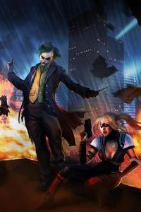 The Joker Revenge