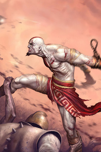 750x1334 The Kratos