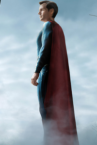 2160x3840 The Kryptonian Superman 4k