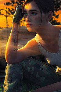 1080x2280 The Last Of Us 4k