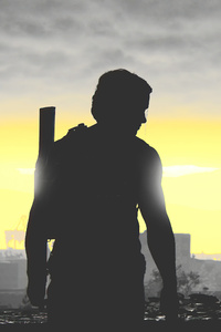 540x960 The Last Of Us Part 2 2021 5k
