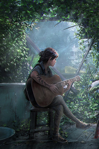 The Last Of Us Part 2 Fanartwork