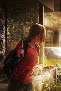 1080x2160 The Last Of Us Part II 4k 2019