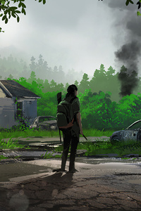 The Last Of Us Part II Fan Art
