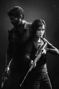 1080x1920 The Last Of Us Remastered Game