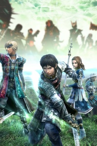 The Last Remnant Remastered 5k