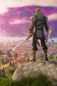 240x320 The Legend Of Fortnite Breath Of The Apollo