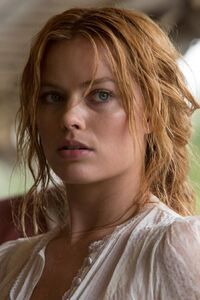 The Legend Of Tarzan Margot Robbie