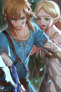 The Legend Of Zelda 5k