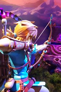 The Legend Of Zelda Artwork HD